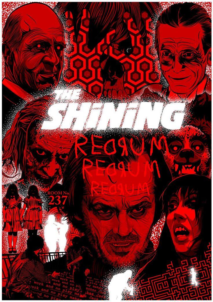 The Shining (1980) [1191 x 1684]