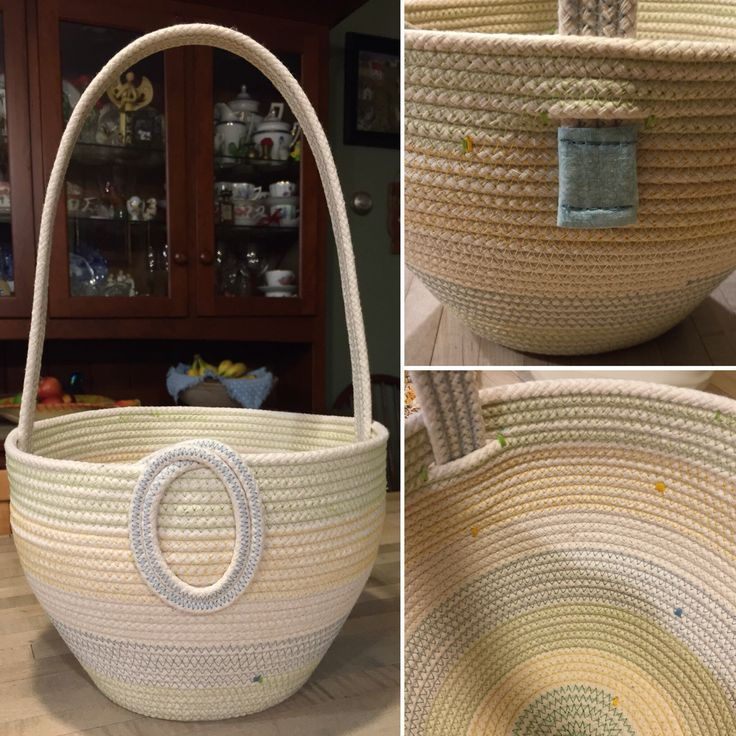 Cotton Clothesline Rope 105 Best Cord Bowl Images On Pinterest  Cords Basket Weaving And Cord