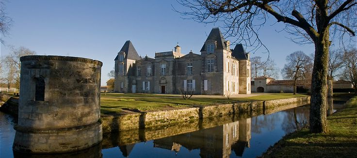 Château d'Issan is a castle and winery in the Margaux appellation of the Bordeaux region.