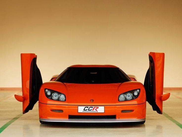 Nice Koenigsegg CCXR 2004