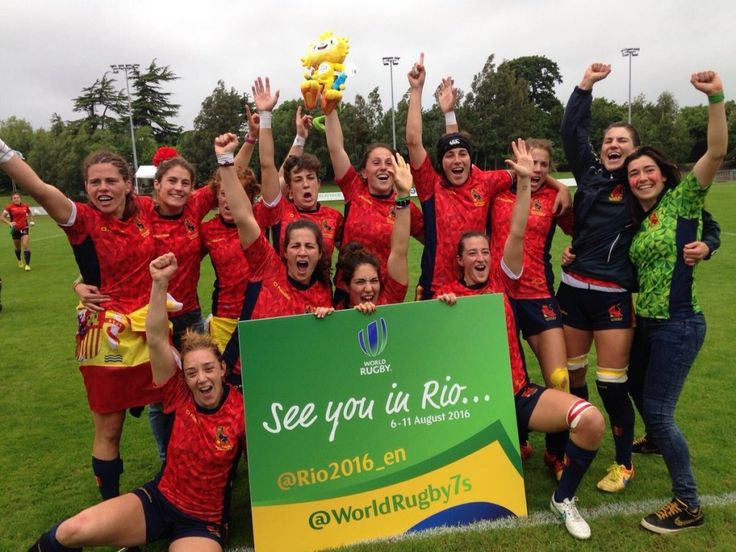 Spain claim final place in Women's Rugby Sevens competition at Rio 2016 - Insidethegames.biz