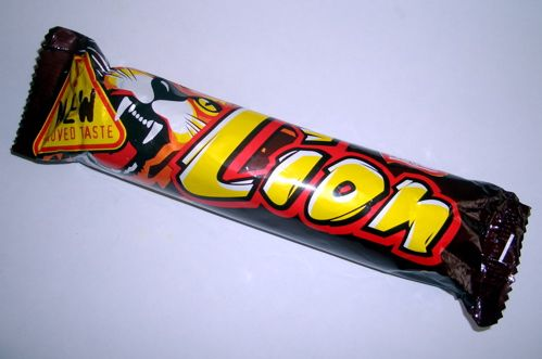 Lion Bar! I'm not a huge candy fan but Irish candy I cant pass up