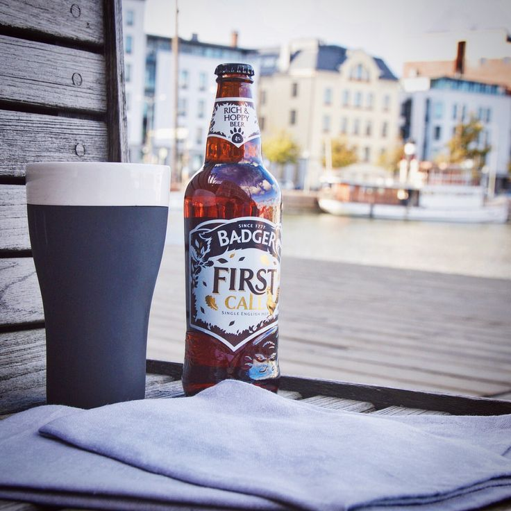 First Call for #Magisso #fridaybeer #afterwork with #Badgerales classic #singlehop #countryale