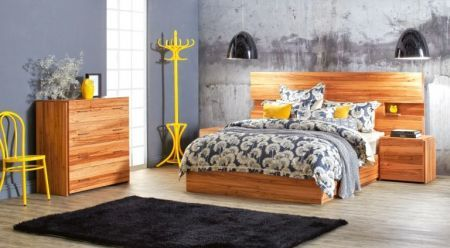 Amelie Bed Base with Slats | Domayne Online Store