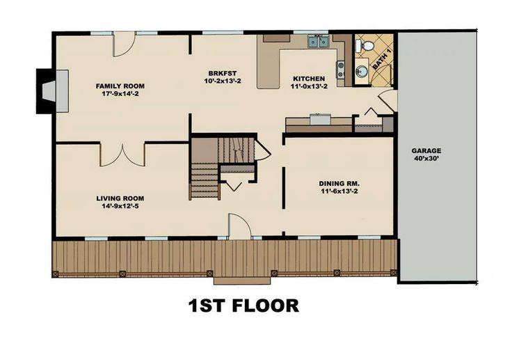 47 Best Images About House Plans On Pinterest Farmhouse