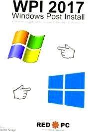 Windows Post Install Wizard v8 7 2 Multilingua
