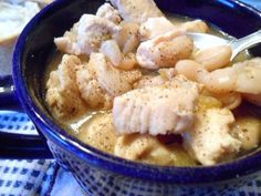 White Chicken Chili - 5 Weight Watchers Points Plus Value