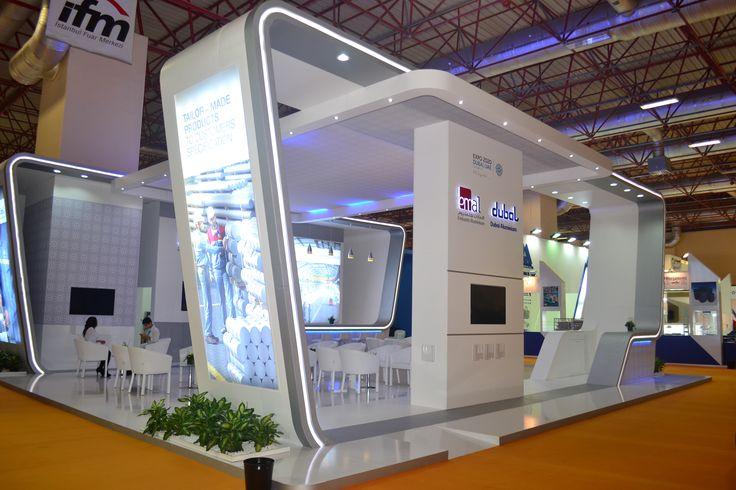 Dubai Exhibition Stand 2013 Aluexpo
