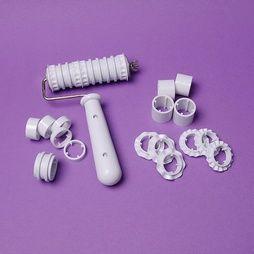 Fondant / Sockerpasta Ribbon Cutter Set