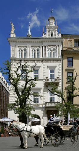 Bonerowski Palace, now Hotel (Kraków, Poland)