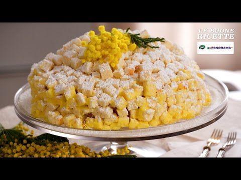 Cheesecake Mimosa per la Festa della Donna - YouTube