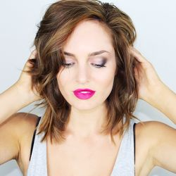 Chloe morello boho wedding hairstyles