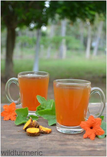 Turmeric tea can be rightly called the magic tea as it cures acne, cold, cough, sore throat & inflammation. The recipe given is very easy, tasty and is one of the best ways to use turmeric in remedies...