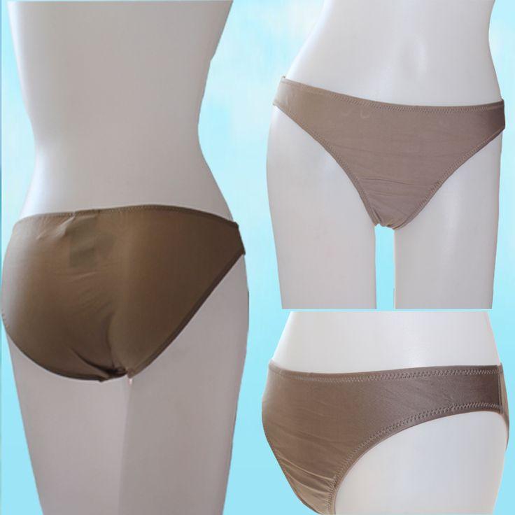 Hot Sales 2016 Excellent Quality Nylon Lycra Fabric Zig - zag Stitching Ladies Swimming Panty Women Bikini Bottom 36.38.40.42.44