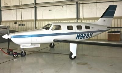 1996 Piper PA-46-350P Malibu Mirage for sale in (KTDF) Roxboro, NC USA => http://www.airplanemart.com/aircraft-for-sale/Single-Engine-Piston/1996-Piper-PA-46-350P-Malibu-Mirage/8880/