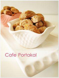 CAFE PORTAKAL: Tarçınlı Kurabiye