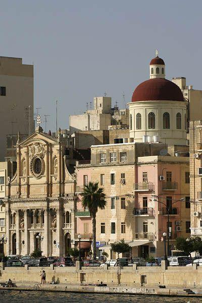 Photos de Malte : Sliema & St Julian's