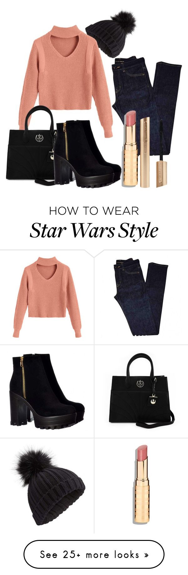 """agus"" by agustina-silva-1 on Polyvore featuring Miss Selfridge, Yves Saint Laurent and Loungefly"