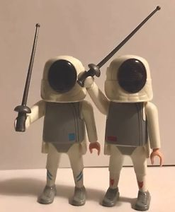 Playmobil Olympic Fencers (2 Figures)  | eBay