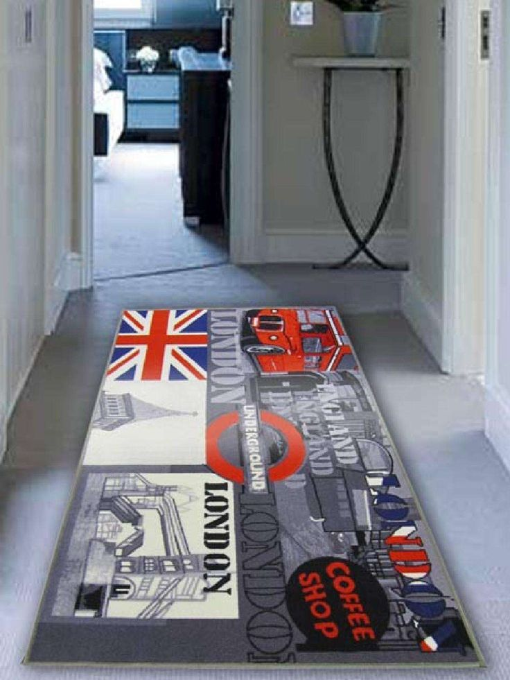Rugs With Flair London Town Large Bedroom Rug