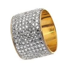 Adding a statement piece like this to any classic cloths will satisfy your Glittery side