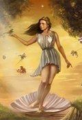 Афродита богиня любви и красоты платье