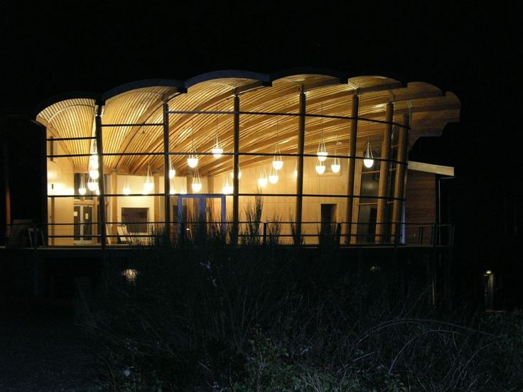 Rix Centre for Ocean Discoveries (Bamfield, Canada)- de Hoog & Kierulf Architects
