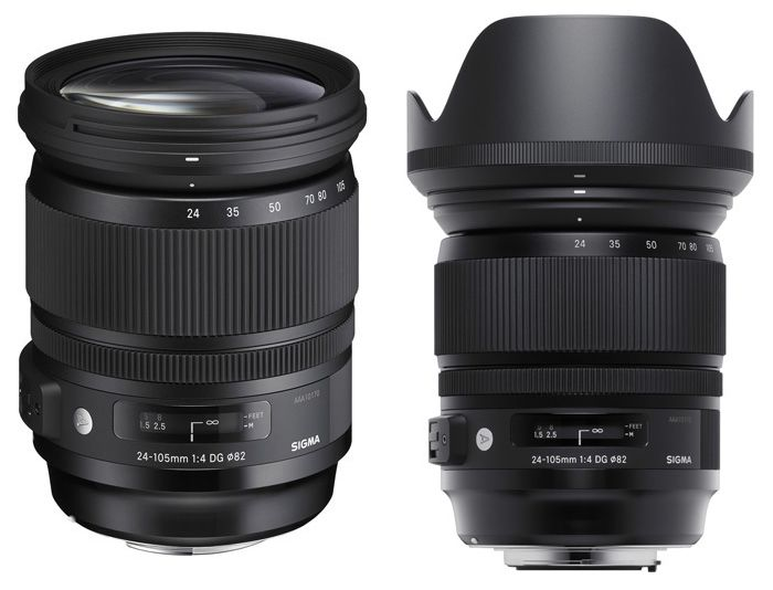 #Sigma 24-105mm f/4 DG OS #lens image leaked, to be announced within 6 weeks
