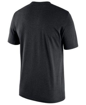 Nike Men's Washington Huskies Sideline Legend T-Shirt - Black XXL