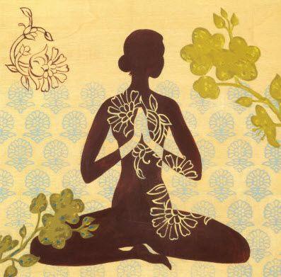 Yoga is an elegant art!