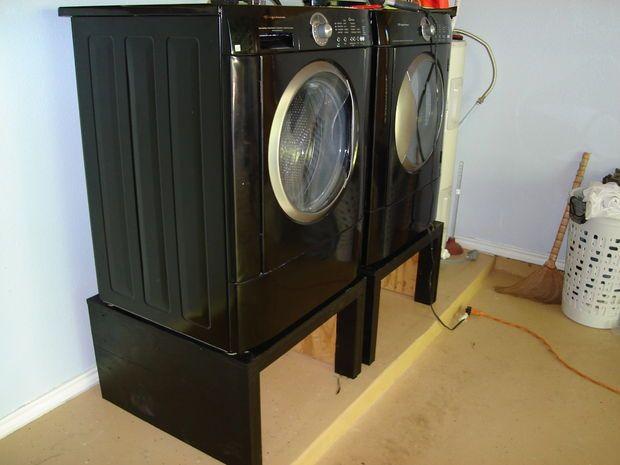 Best 25 Washing Machine Stand Ideas On Pinterest