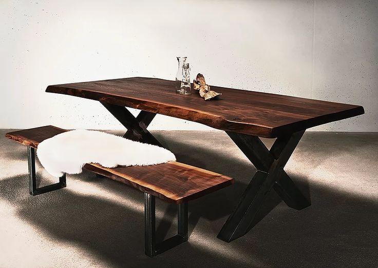 ber ideen zu esstisch nussbaum auf pinterest venjakob m bel massivholztisch und stuhl. Black Bedroom Furniture Sets. Home Design Ideas