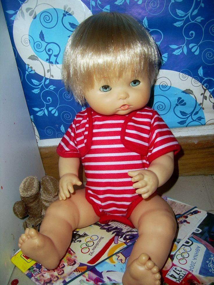 Juegos y Juguetes de Antaño: El muñeco Nenuco