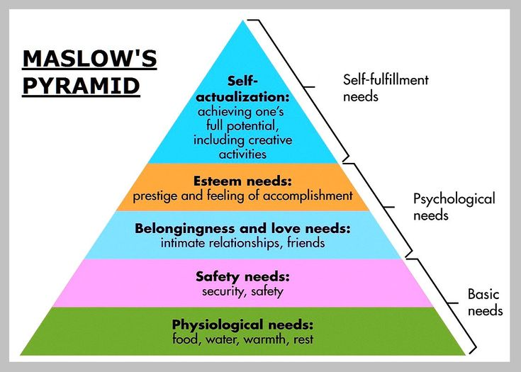 Abraham Maslow's Hierarchy of Needs Theory
