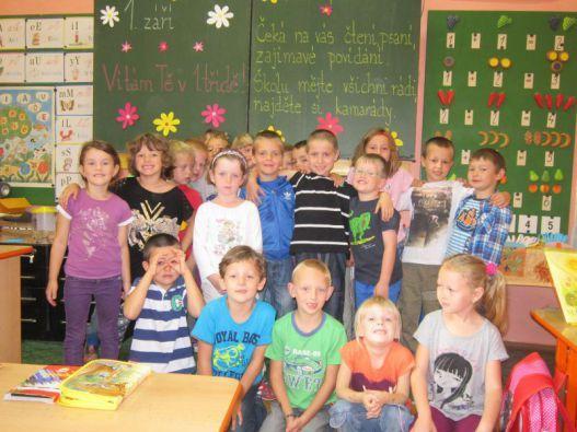 Základní škola Mohelno - 1. třída