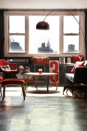 Jessica Walsh's apartment