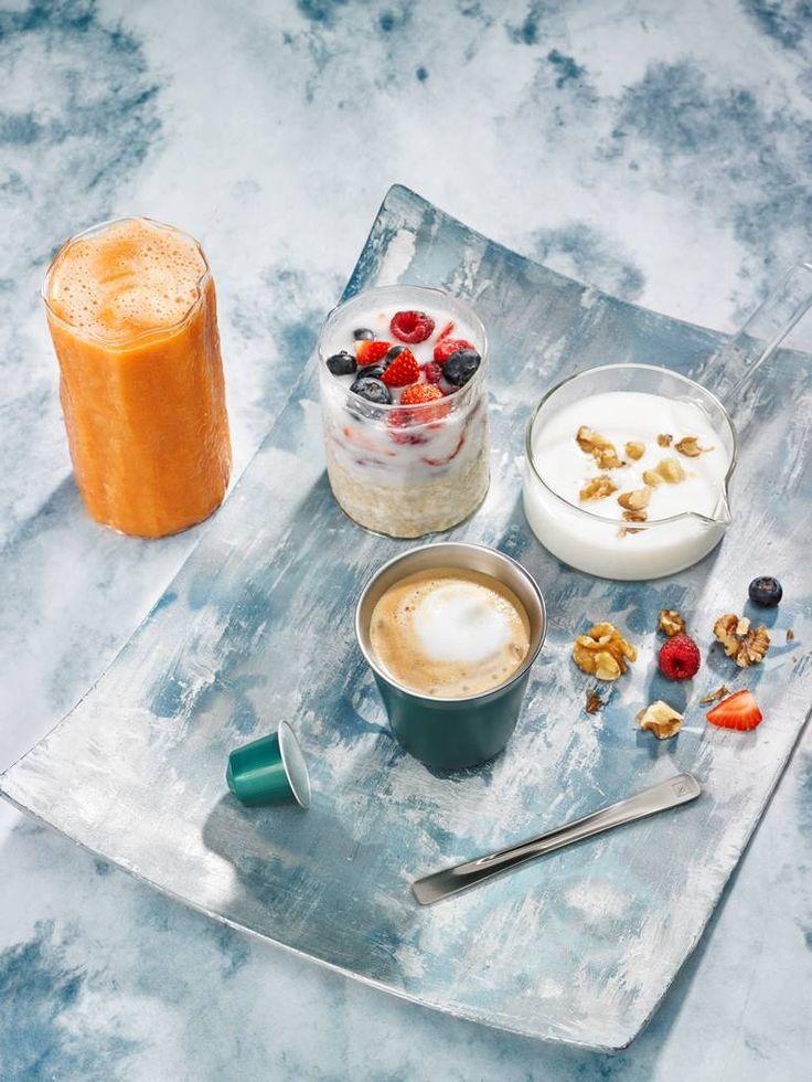 ¿Cuidas tu desayuno? @AidaArtiles nos propone 4 desayunos para comenzar el día con buen pie!! #foodie