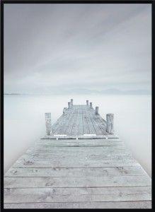 Plakat  Fog - różne rozmiary