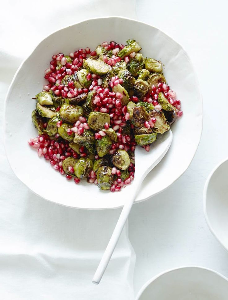 Healthy & Refreshing Brussels Sprout Salad Recipes -