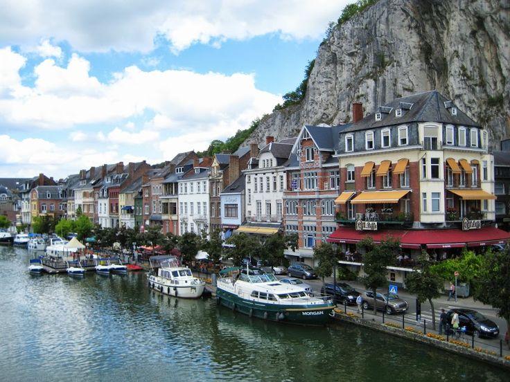Dinant Ardennes Belgium Travel Places I Visited Pinterest Belgium Travel Inspiration