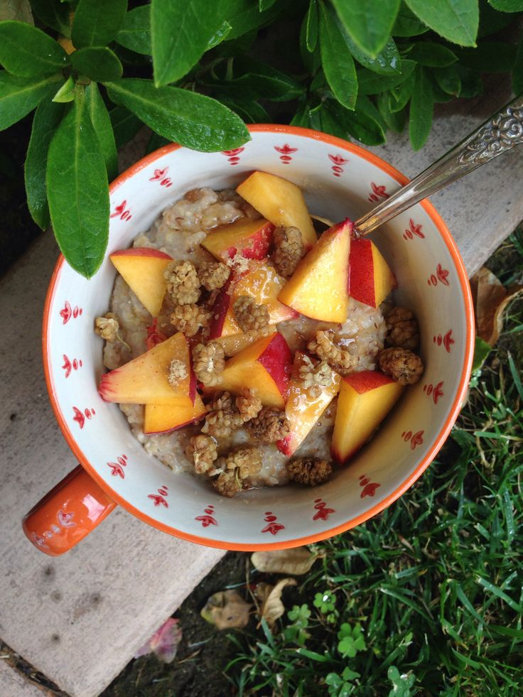 Slowcooked Oats