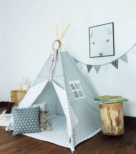25 beste idee n over kinder tipi op pinterest tipi. Black Bedroom Furniture Sets. Home Design Ideas