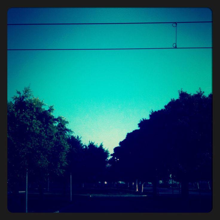 Parada tram