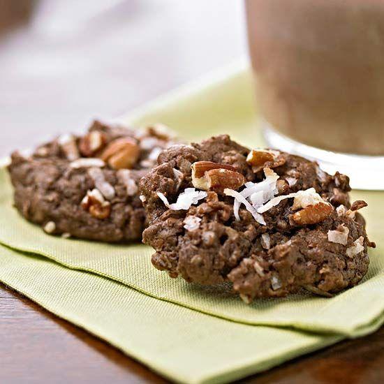 Scrumptious oatmeal cookies and bars chocolate cakes smart cookie and chocolate cookies for Better homes and gardens chocolate chip cookies