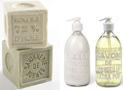 soaps available from Bloomingville
