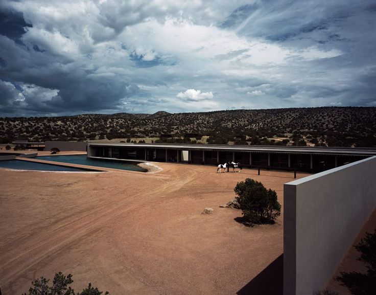 Tom Ford's Ranch, Tadao Ando<br /> Necessary #177