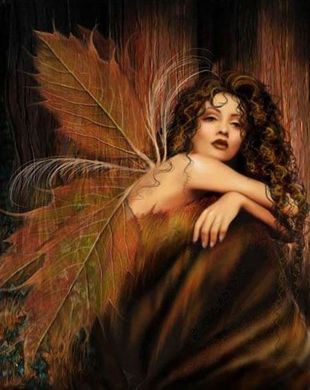 Autumn Fairy: