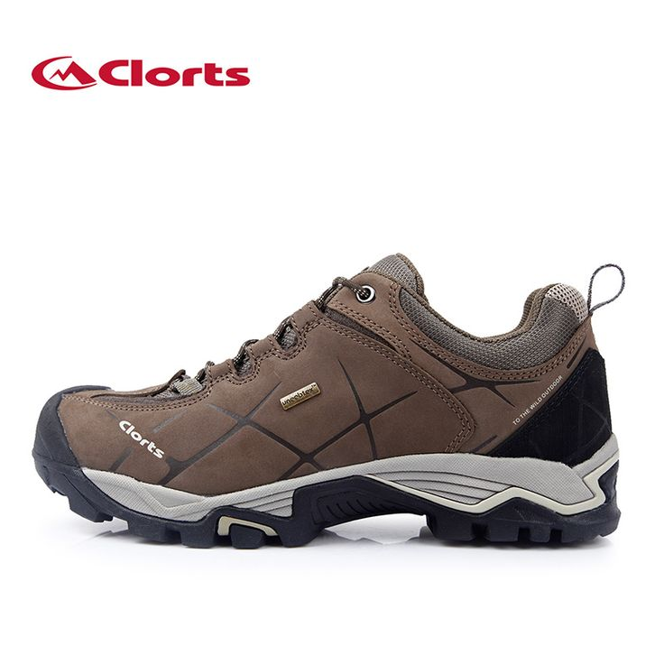 Aliexpress.com : Buy 2016 Clorts Men Hiking Boots HKL 805A Hot Sale Waterproof Uneebtex Hiking Shoes Genuine Leather Outdoor Sneakers for Men from Reliable shoes exotic suppliers on Challenge is everywhere Store