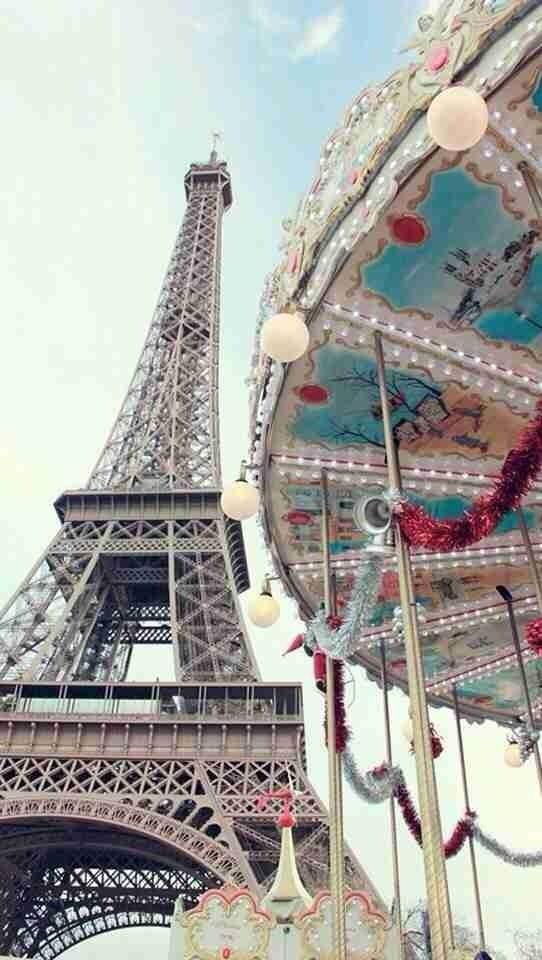 Merry go round, Paris