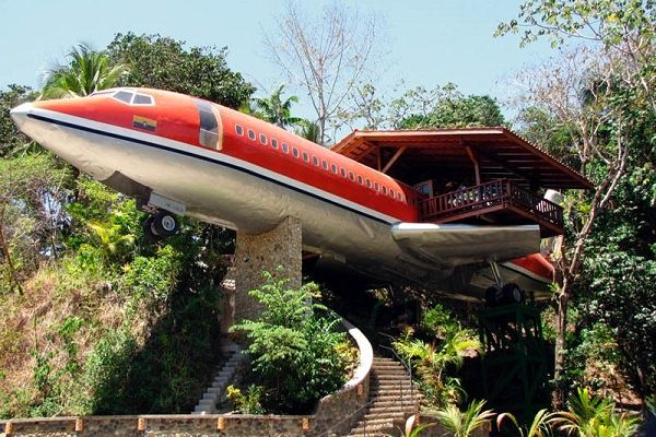 strange and unusual homes | 10 Unexpected Buildings Architects Turned Into Homes - Yahoo Homes